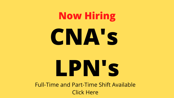 Hiring LPN's